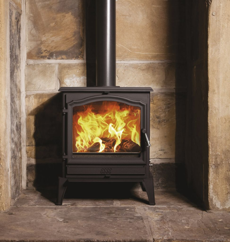 ESSE 700 SE Freestanding Wood Fire Front