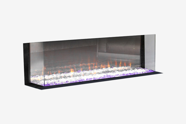 Ambe Multi 49 Electric Fire Clearcut