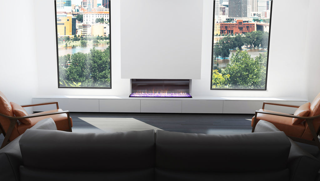 Ambe Multi 49 Electric Fire Front