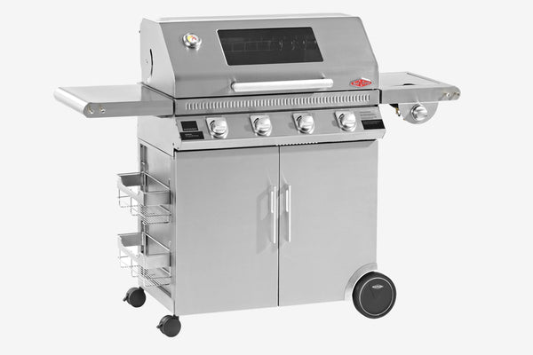Beefeater Discovery 1100S 4 Burner Mobile BBQ Clearcut