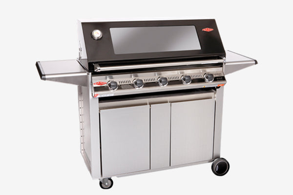 Beefeater Signature 3000E 5 Burner Mobile BBQ Clearcut