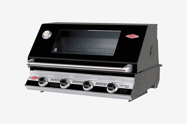 Beefeater Signature 3000E 4 Burner BBQ Built-in Clearcut