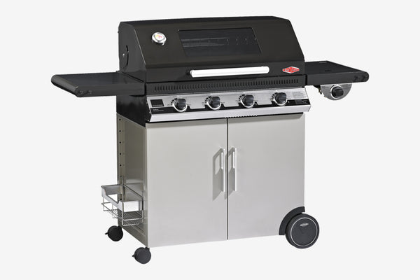 Beefeater Discovery 1100E 4 Burner Mobile BBQ Clearcut