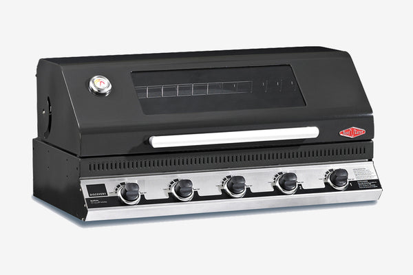 Beefeater Discovery 1100E 5 Burner BBQ Builtin Clearcut
