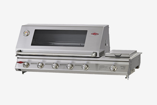 Beefeater Signature SL4000 5 Burner BBQ Built-in Clearcut