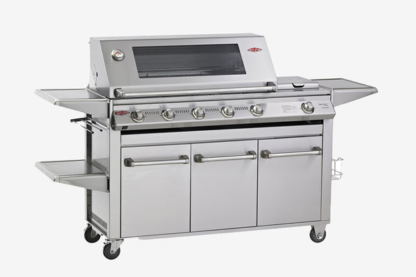 Beefeater Signature SL4000 5 Burner Mobile BBQ Clearcut
