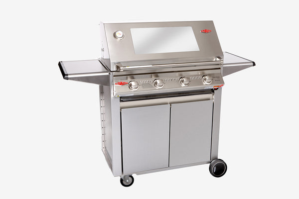 Beefeater Signature 3000s 4 Burner Mobile BBQ Clearcut