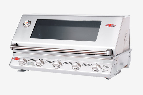 Beefeater Signature 3000S 5 Burner BBQ Built-in Clearcut