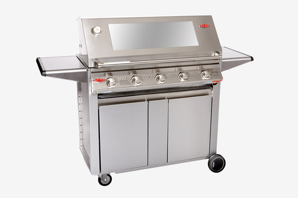 Beefeater Signature 3000s 5 Burner Mobile BBQ Clearcut