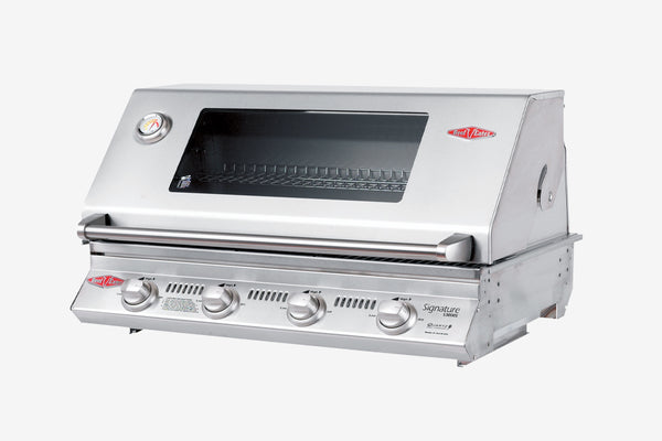 Beefeater Signature 3000S 4 Burner BBQ Built-in Clearcut