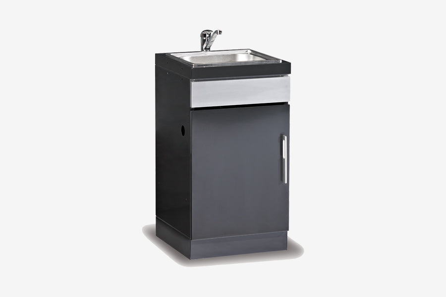Beefeater Powder Coated Cabinet with Sink