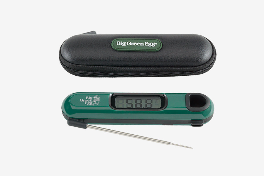 Big Green Egg Folding Instant Read Thermometer