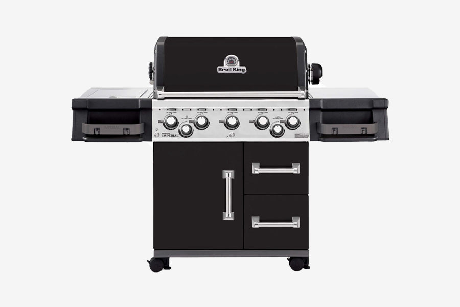 Broil King Imperial 590 BBQ Clearcut