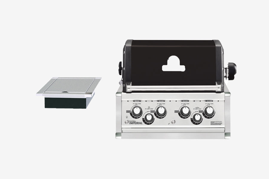 Broil King Imperial 490 Built-in BBQ Clearcut