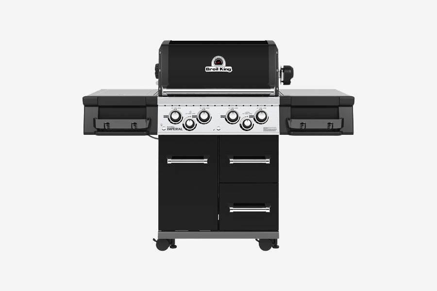 Broil King Imperial 490 BBQ Clearcut