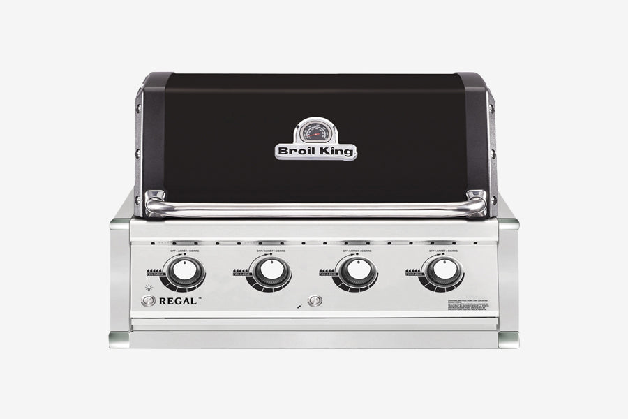 Broil King Regal 420 Built in BBQ Clearcut