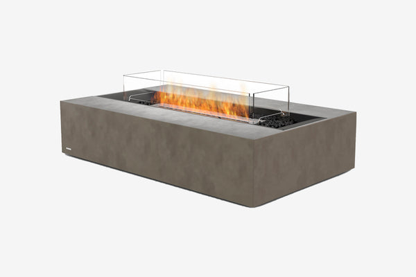 Brown Jordan Flo Portable Fire Pit