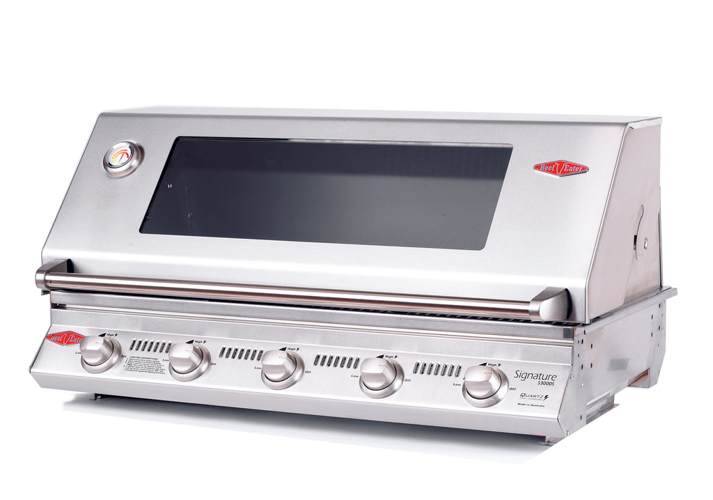 Beefeater Signature 3000S 5 Burner BBQ Built-in