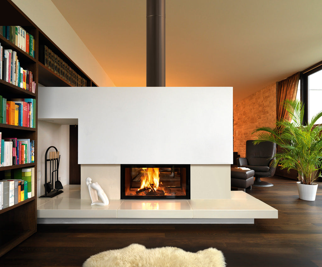 Spartherm Double Sided Inbuilt Wood Fire Front