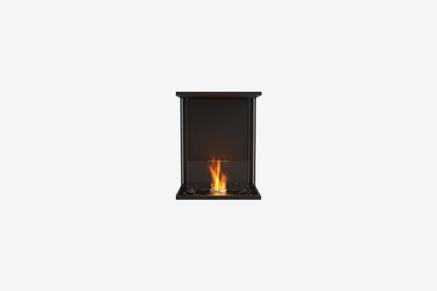 Ecosmart Flex 18BY Bay Fireplace
