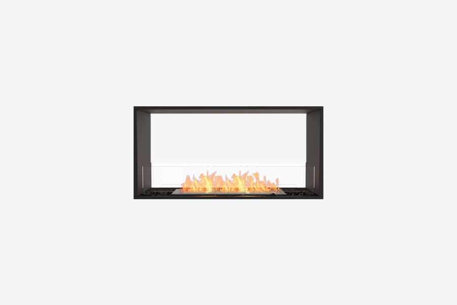 Ecosmart Flex 42DB Double Sided Fireplace
