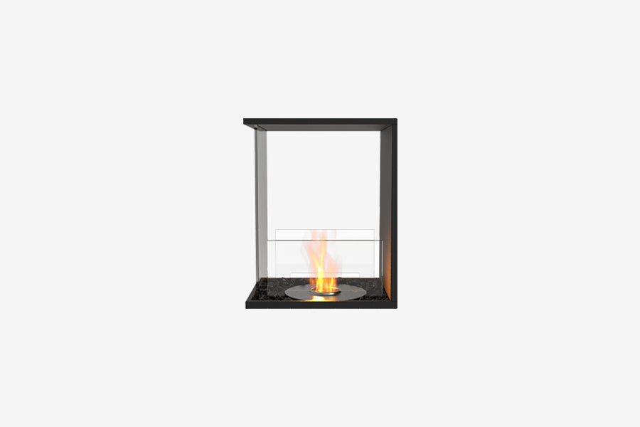 Ecosmart Flex 18PN Peninsula Fireplace