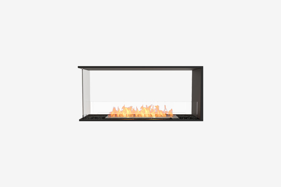 Ecosmart Flex 42PN Peninsula Fireplace
