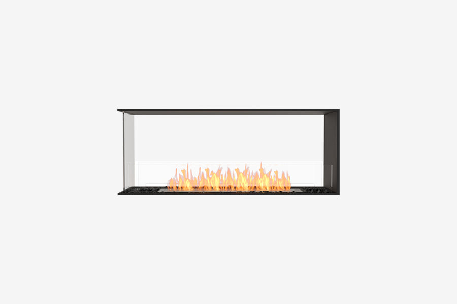 Ecosmart Flex 50PN Peninsula Fireplace