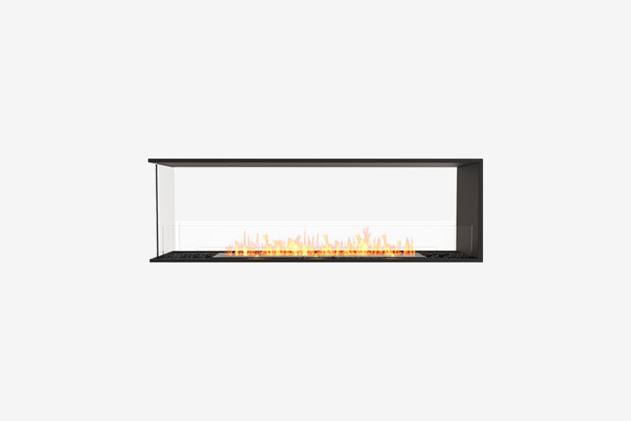 Ecosmart Flex 68PN Peninsula Fireplace