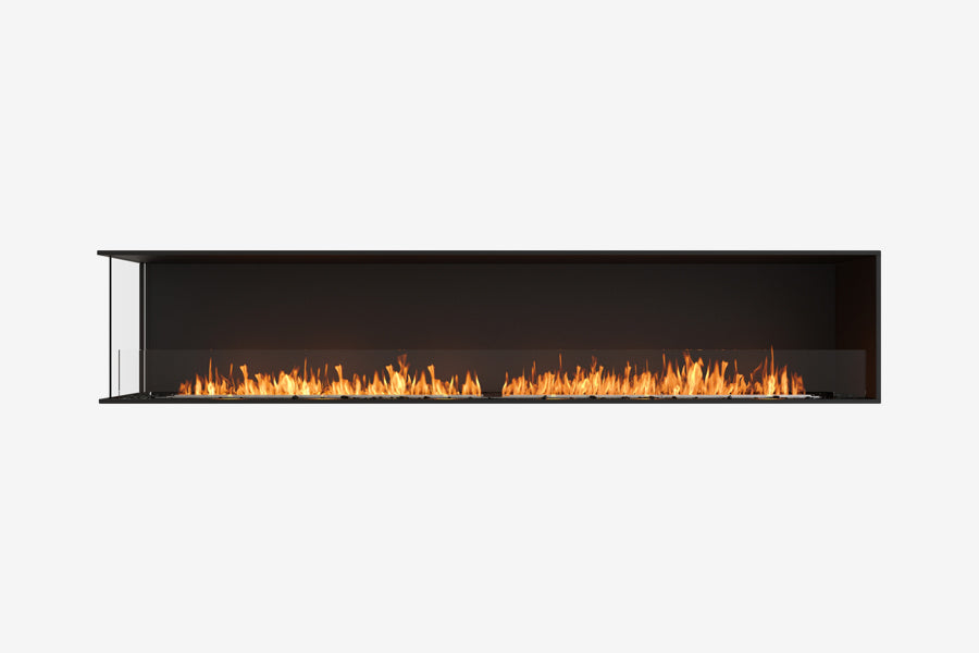 Ecosmart Flex 104LC Left Corner Fireplace