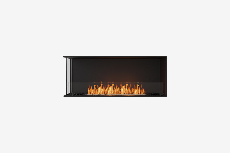 Ecosmart Flex 50LC Left Corner Fireplace