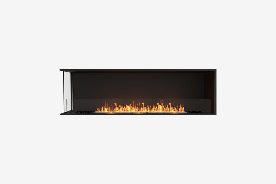 Ecosmart Flex 68LC Left Corner Fireplace