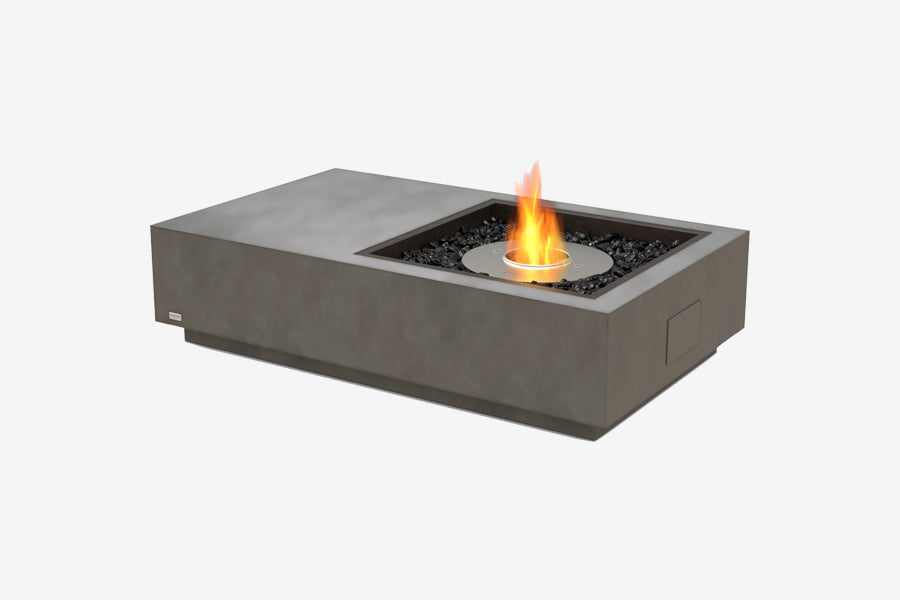 Ecosmart Manhattan Fire Pit Table Natural