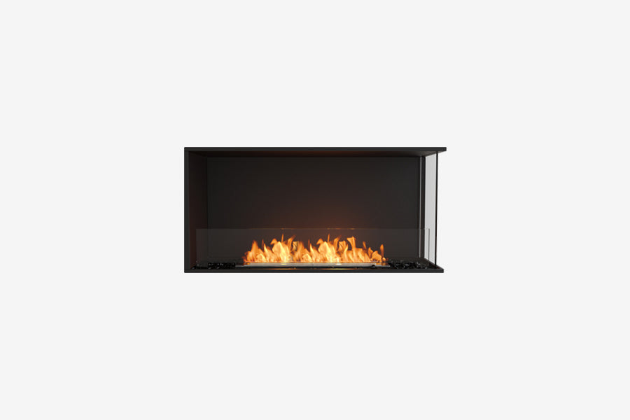 Ecosmart Flex 42RC Right Corner Fireplace