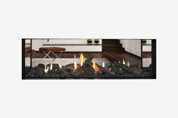 Escea DS1150 Double Sided Gas Fire