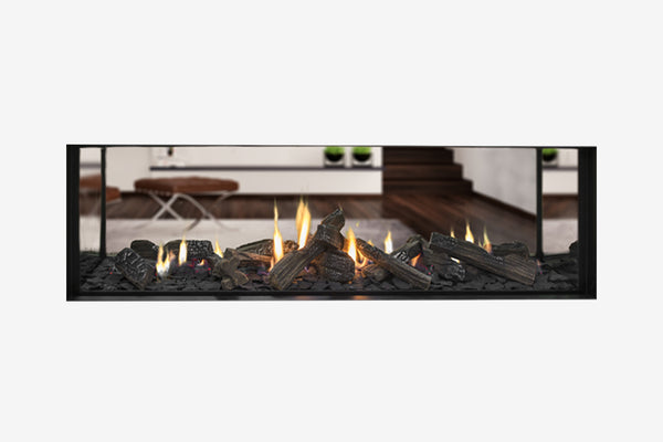 Escea DS1400 Double Sided Gas Fire