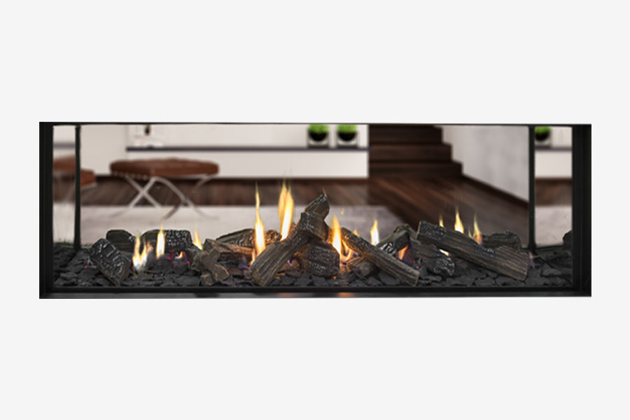 Escea DS1650 Double Sided Gas Fire