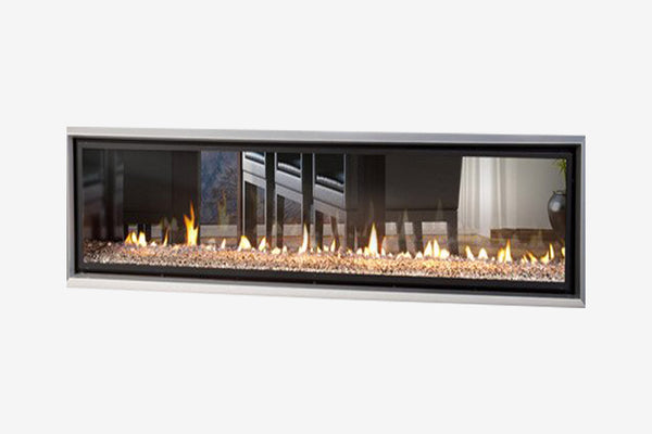 Escea DX1500 Double Sided Gas Fire