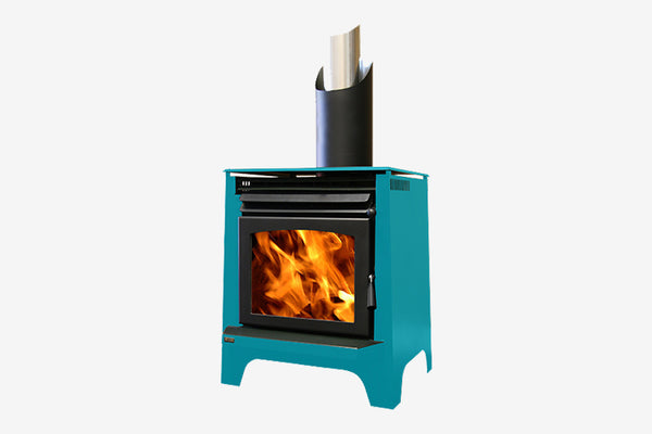 Ethos Phoenix Wood Burner