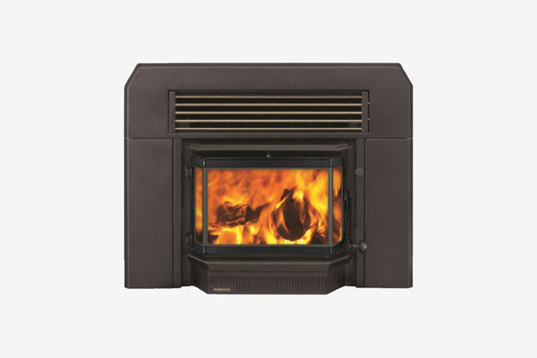 Firenzo Forte Aqualux Inbuilt Wood Fireplace