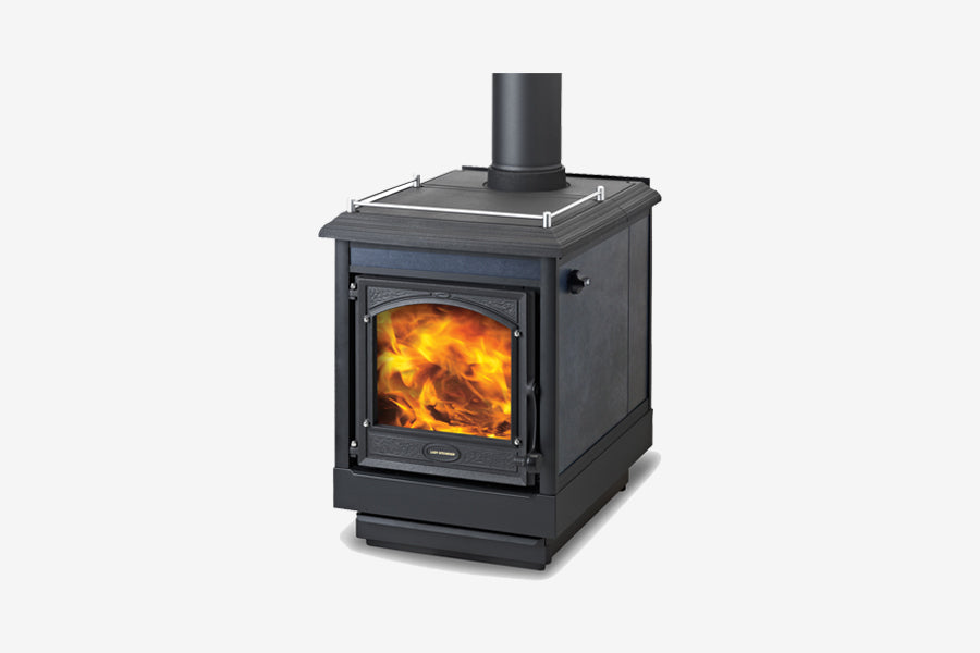 Firenzo Lady Kitchener Urban Wood Burner
