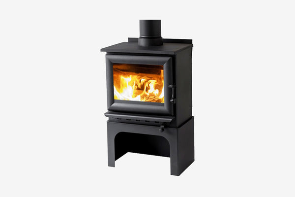 Firenzo Napier Freestanding Wood Burner