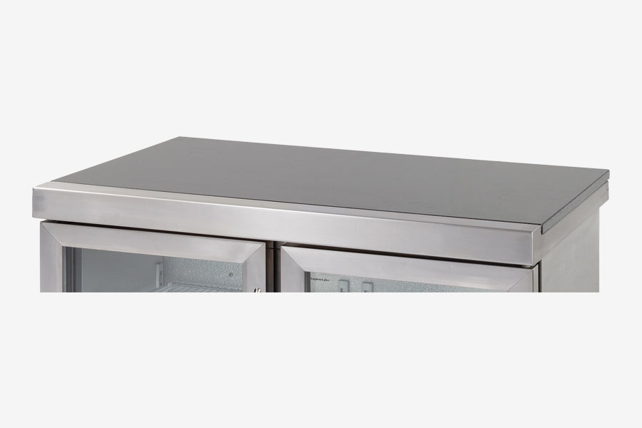 Gasmate Galaxy 2 Door Bar Frige Top