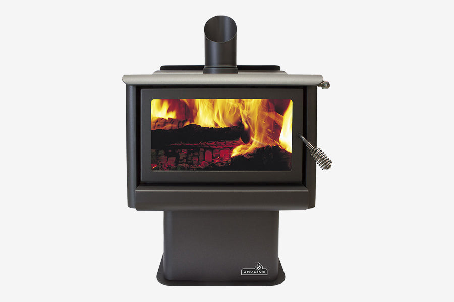 Jayline FR400 Wood Burner Clean Air