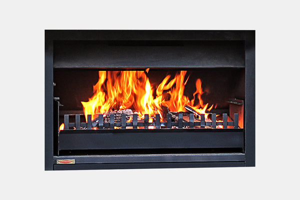 Jetmaster Alfresco Outdoor Wood Fire