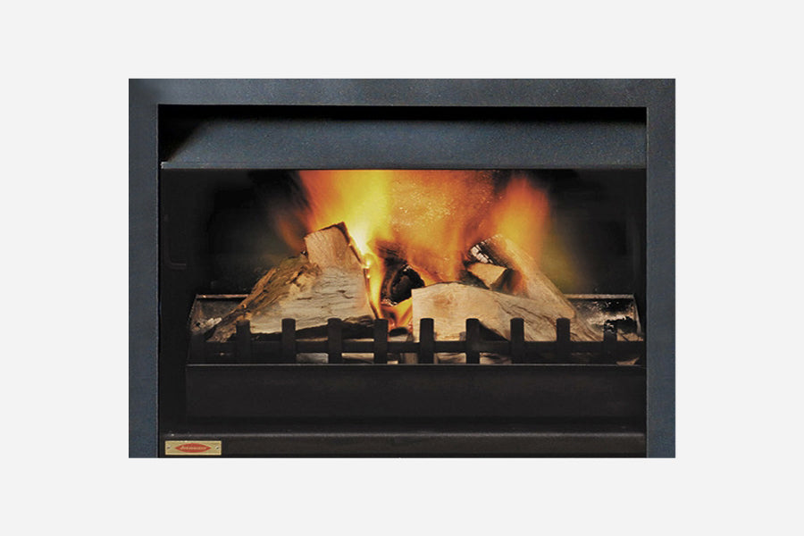 Jetmaster Open Wood fire