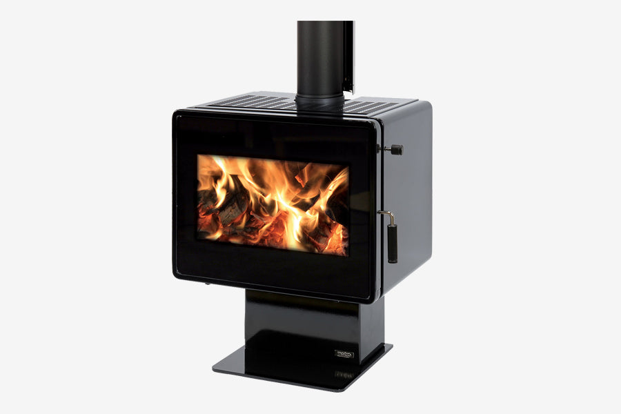 Metro Ambie Plus Wood Burner