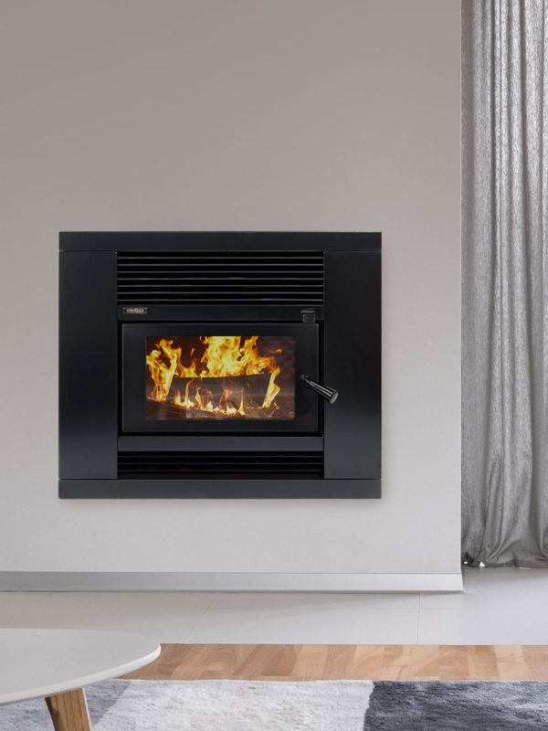 Metro LTD Smart Insert VE Wood Burner Front