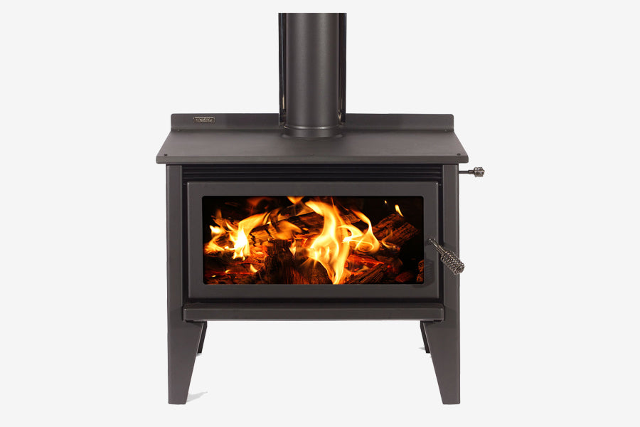 Metro Mega Rad Wood Burner
