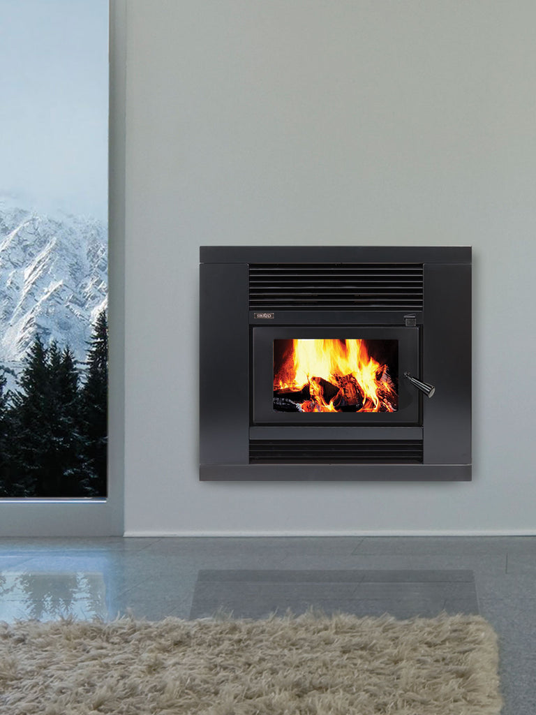 Metro Smart Insert VE Wood Fire Front